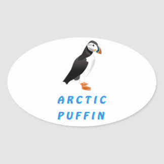 Arctic Puffin Stickers