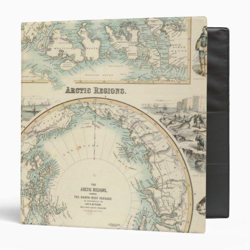 Arctic Regions 2 3 Ring Binders