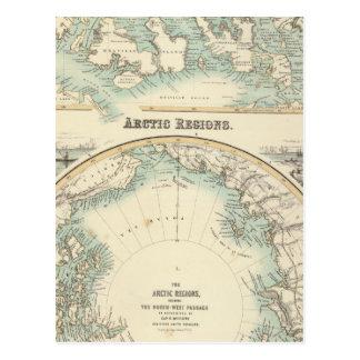 Arctic Regions 2 Postcard