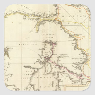 Arctic Regions Sticker
