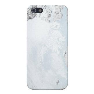 Arctic sea ice 2 iPhone SE/5/5s cover