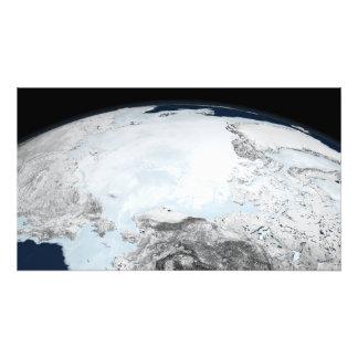 Arctic sea ice 2 photo print
