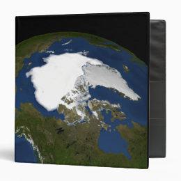 Arctic sea ice in 2005 binder
