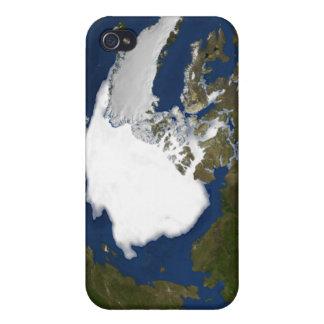 Arctic sea ice in 2005 iPhone 4/4S cover
