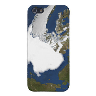 Arctic sea ice in 2005 cover for iPhone 5