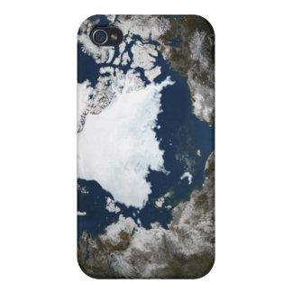 Arctic sea ice iPhone 4/4S cover