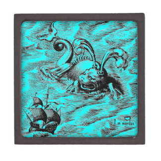 Arctic Sea Monster Gift Box