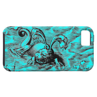 Arctic Sea Monster iPhone SE/5/5s Case
