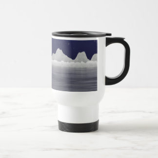 Arctic Sea Travel Mug