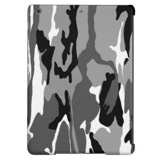Arctic Snow Camo iPad Air Cover
