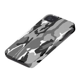 Arctic Snow Camo iPhone 4 Covers