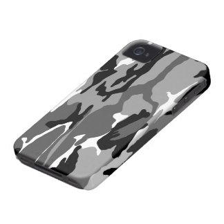 Arctic Snow Camo iPhone 4 Case-Mate Case