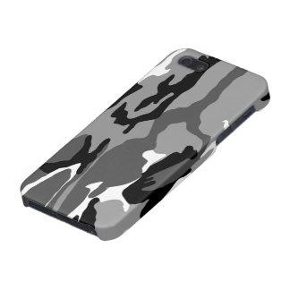 Arctic Snow Camo iPhone 5 Cases