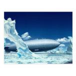 Arctic - tarjeta postal