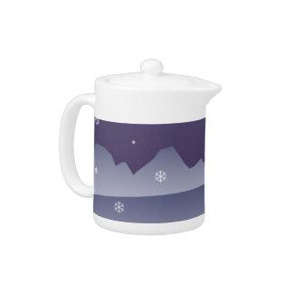 Arctic Teapot