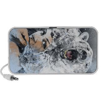 Arctic Tears iPod Speakers