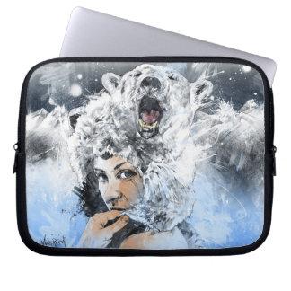 Arctic Tears Laptop Sleeve