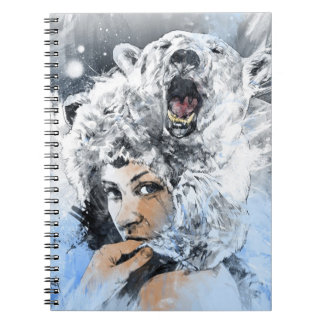 Arctic Tears Notebook