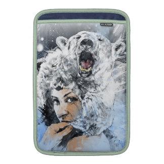 Arctic Tears Sleeve For MacBook Air