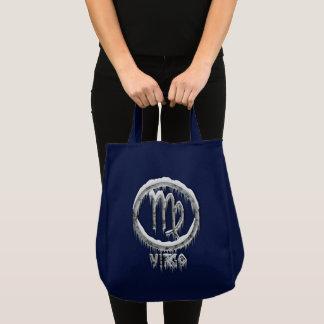 Arctic Virgo Tote Bag