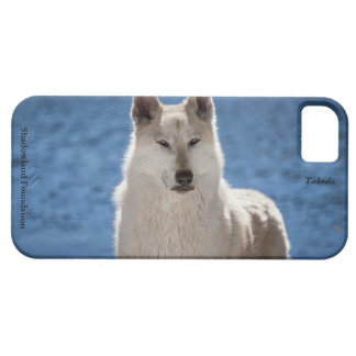 Arctic Wolf iPhone 5 Barely There Universal Case iPhone 5 Cases