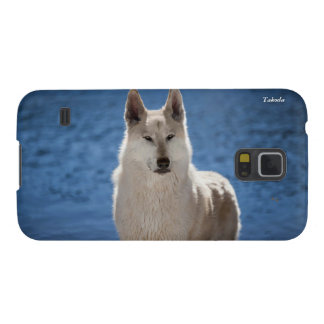 Arctic Wolf Samsung Galaxy S5 Phone Case