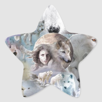 Arctic Wolf Stickers