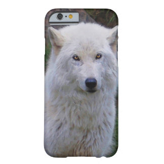Arctic Wolf Wildlife Supporter Gift Barely There iPhone 6 Case