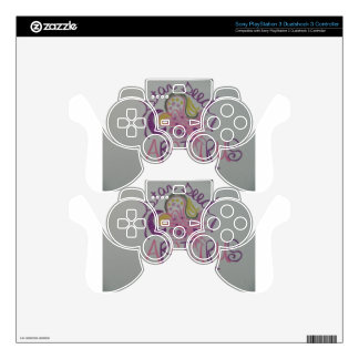Arcturian Starseed Light Language Symbol Decal For PS3 Controller