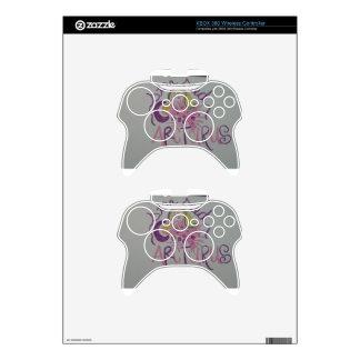 Arcturian Starseed Light Language Symbol Xbox 360 Controller Skin