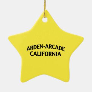 Arden-Arcade California Ornament