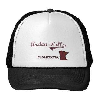 Arden Hills Minnesota City Classic Mesh Hat