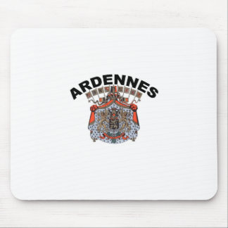 Ardenas, Bélgica Tapetes De Raton