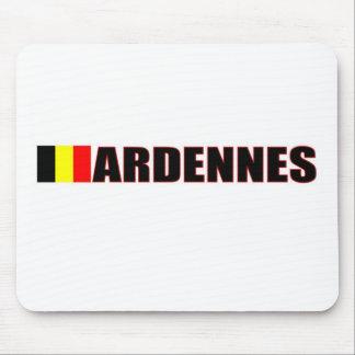 Ardenas, Bélgica Alfombrillas De Ratón