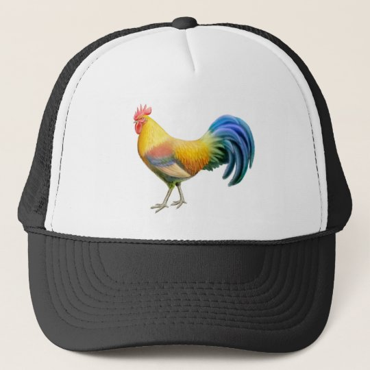 Ardenner Rooster Mesh Hat