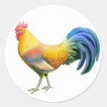 Ardenner Rooster Sticker