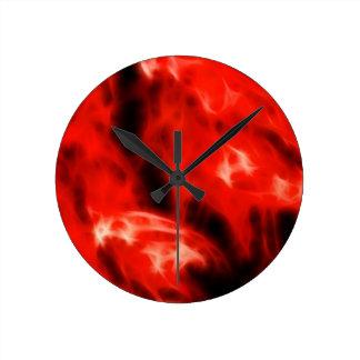 ArdentExpanse Round Clock