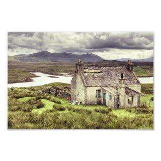 Ardhasaig Outer Hebrides Photo Print
