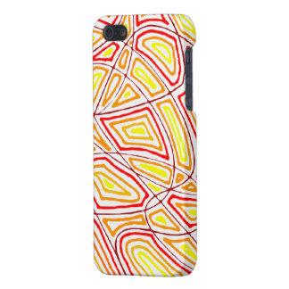 Ardientemente iPhone 5 Carcasas