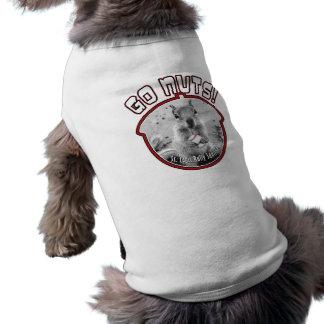 Ardilla de la reunión - mascota oficiosa de Louis Playera Sin Mangas Para Perro