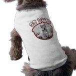 Ardilla de la reunión - mascota oficiosa de St. Lo Camisas De Mascota