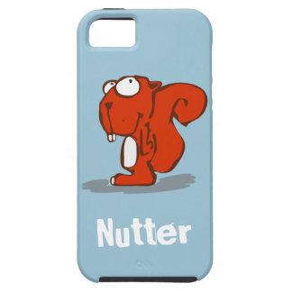Ardilla de Nutter iPhone 5 Funda