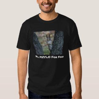 Ardilla de PHYLO Camisas
