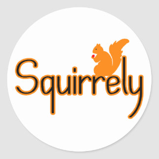 Ardilla de Squirrely