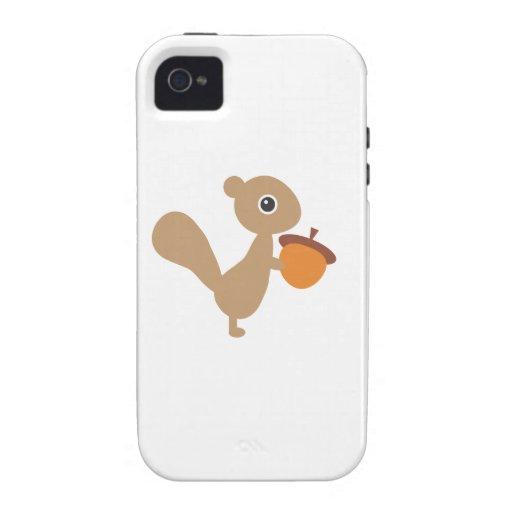 Ardilla Vibe iPhone 4 Carcasa