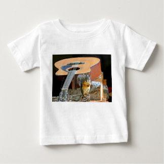 Ardilla y guitarra playera de bebé