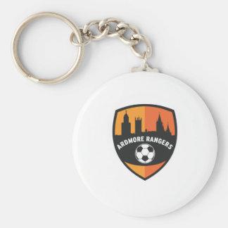 Ardmore Rangers Basic Round Button Keychain
