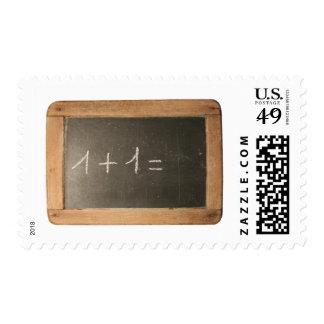Ardoise 04 - Mathematicals Lessons Postage Stamps