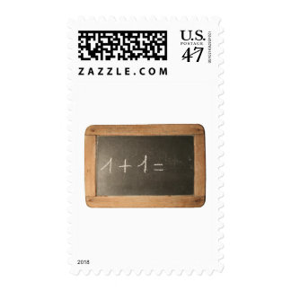 Ardoise 04 Mathematicals Lessons stamp 1
