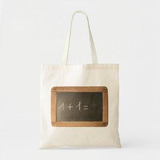 Ardoise 04 - Mathematicals Lessons Tote Bag